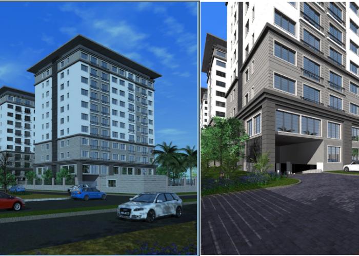 Proposed Beulah,Naivasha Road
