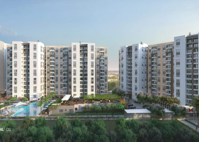 Proposed Garden City, MI VIDA Home, Thika Road